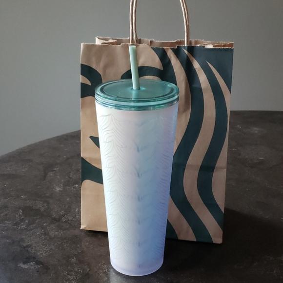 Starbucks 50th Anniversary Mermaid Tumbler